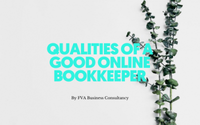 Qualities of A Good Online Bookkeeper