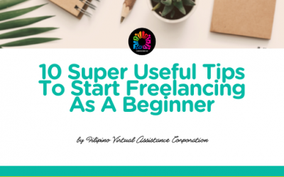 10 Super Useful Tips To Start Freelancing As A Beginner