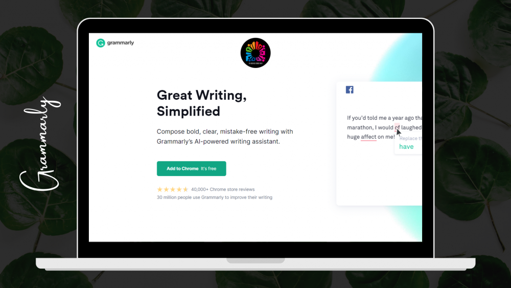 Freelancing Applications Must Have - Grammarly