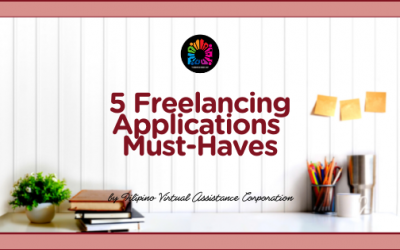 5 Freelancing Applications Must-Haves